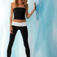 Yoga Foldover Legging - Victoria's Secret