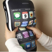 iCushion Apple iPhone 4S Pillow Cushion Novelty Gift