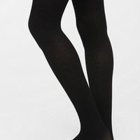 Gipsy Mock Ribbed Over-The-Knee Tight