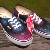 Galaxy Vans, made to order