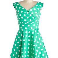 You Mint Business Dress | Mod Retro Vintage Dresses | ModCloth.com