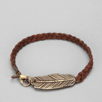 Urban Outfitters - Curved Feather Bracelet