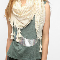 Urban Outfitters - Woven Metallic Scarf