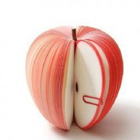 Unique Creative Apple Shaped Memo Pad China Wholesale - Everbuying.com