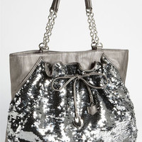 bebe &#x27;Unique Chic&#x27; Sequin Tote | Nordstrom