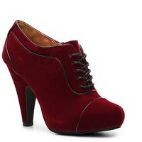 Qupid Nadine-57 Oxford Bootie