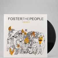 Foster the People - Torches LP + MP3- Assorted One
