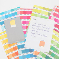 Pantone Stationery Set By Pantone LLC