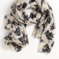 Kirra Rose Floral Scarf at PacSun.com