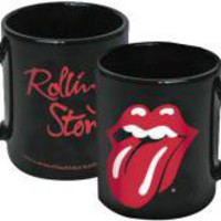 Rolling Stones, Coffee Mug, Red Tongue