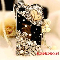 Iphone 5 Case , Bling Clear Iphone .. on Luulla