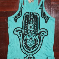 Women's SIZE L, XL ONLY Hamsa Hand .. on Luulla
