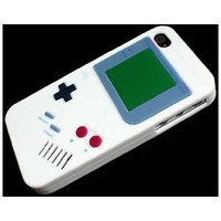Amazon.com: Nintendo Game Boy Gameboy Silicone Case For iPhone 4 4G: Cell Phones & Accessories