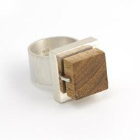 Ando Ring by Andrea Panico | materialicious