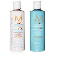 Amazon.com: Moroccanoil Moisture Repair Shampoo & Conditioner Combo Set (8.5 oz each): Beauty