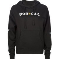 My Associates Store - NOR CAL Nautical Womens Hoodie