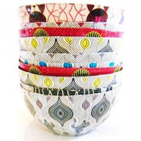 Beautiful Handmade Papier-Mâché Bundu Bowls are Inspired by the Congo | Inhabitat - Green Design Will Save the World