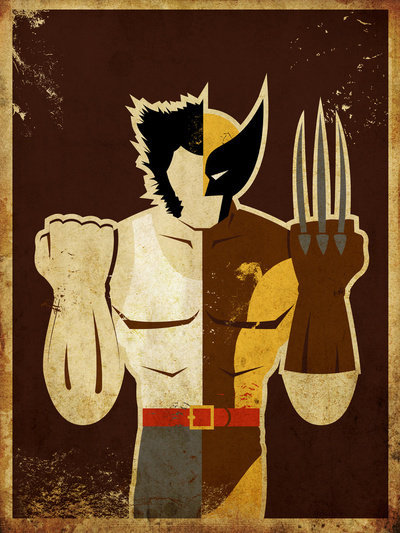 Logan Art Print by Danny Haas | Society6