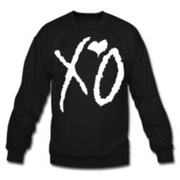 XO Gear — CREW Love- Signature XO Crew Sweater