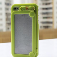 Amazon.com: Hoter® Creative Drawing Board Iphone 4/4S Case Protective Cover - Green: Cell Phones & Accessories