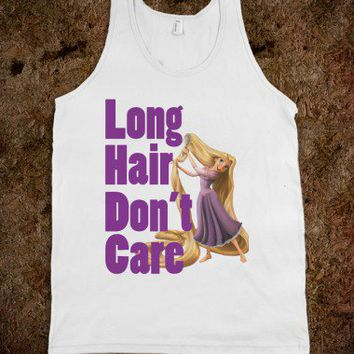 C - Long Hair Don't Care 4 - Righteous