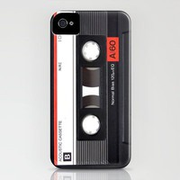 Old School Tape iPhone Case by Ewan Arnolda | Society6