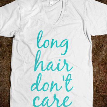 long hair don't care - The Kay Designs