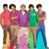Amazon.com: AG1D One Direction Cardboard Cutout Standee Standup Poster Harry Niall Louis Liam Zayne: Home & Kitchen