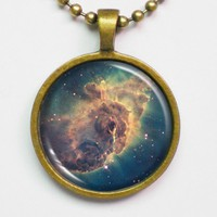 Nebula Necklace - Carina Nebula Spa.. on Luulla