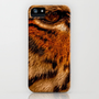 Eye of the Tiger iPhone Case by catspaws | Society6