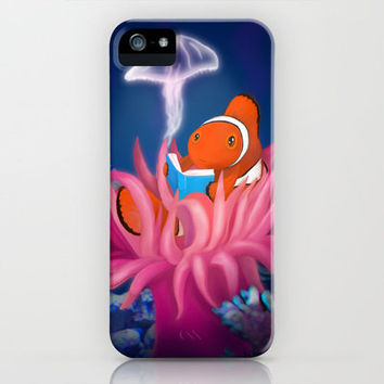 Sea Bed iPhone Case by Dale Keys | Society6