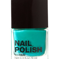 Nail polish - from H&M