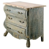 One Kings Lane - Furniture & More - Barreveld Mango Wood Kettle Chest