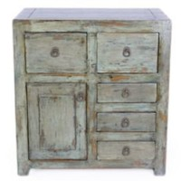 One Kings Lane - Furniture & More - Madera Maisie Side Cabinet