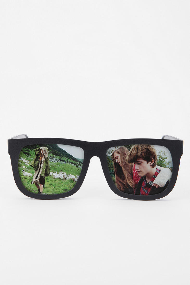 Glasses Frames Urban Outfitters : Urban Outfitters - Sunglasses Photo Frame from Urban ...