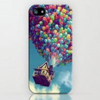 Cool Stuff - Up, Iphone 5 case, Hard Plastic, FREE Shipping Worldwide