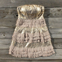 All That Glitters Party Dress, Sweet Women's Country Clothing