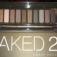 **pre order** Naked Palette 2