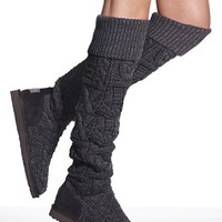 Over-the-knee Twist Cable Boot - UGG?- Australia - Victoria&#x27;s Secret