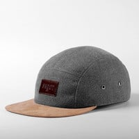 Suede'n'Grey - 5 panel cap - SNDCT Limited Edition