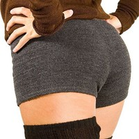 Amazon.com: Low Rise Sexy Stretch Knit Boy Shorts by KD dance Great For Yoga, Dance, Gym, Pilates, Zumba, Figure Skating To Casual Cool or Pool Parties, Fashionable &amp; Durable, Made In New York City USA: Clothing