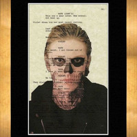 Art Print - American Horror Story Series: Tate Langdon