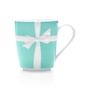 Tiffany &amp; Co. -  Tiffany Bows mug in bone china.