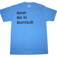 Meet Me in Montauk Eternal Sunshine Shirt