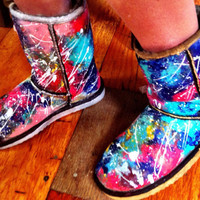 Space Uggs and Space gear