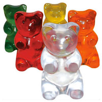1 oz GUMMY BEARS Candle Soap Fragrance Oil Premium Grade Gel Safe