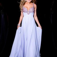 Jasz Couture Dress 4805 at Peaches Boutique