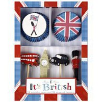 My Associates Store - Meri Meri It's British Cupcake Kit