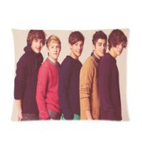 "The Best Collection - Cutom One Direction Pillowcases Personalized Photo Logo Pillow Case 20""x26"" CC1762"