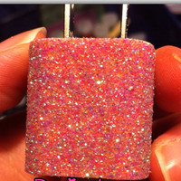 iPhone 5 Charger customized wall adapter only by glitzznglam